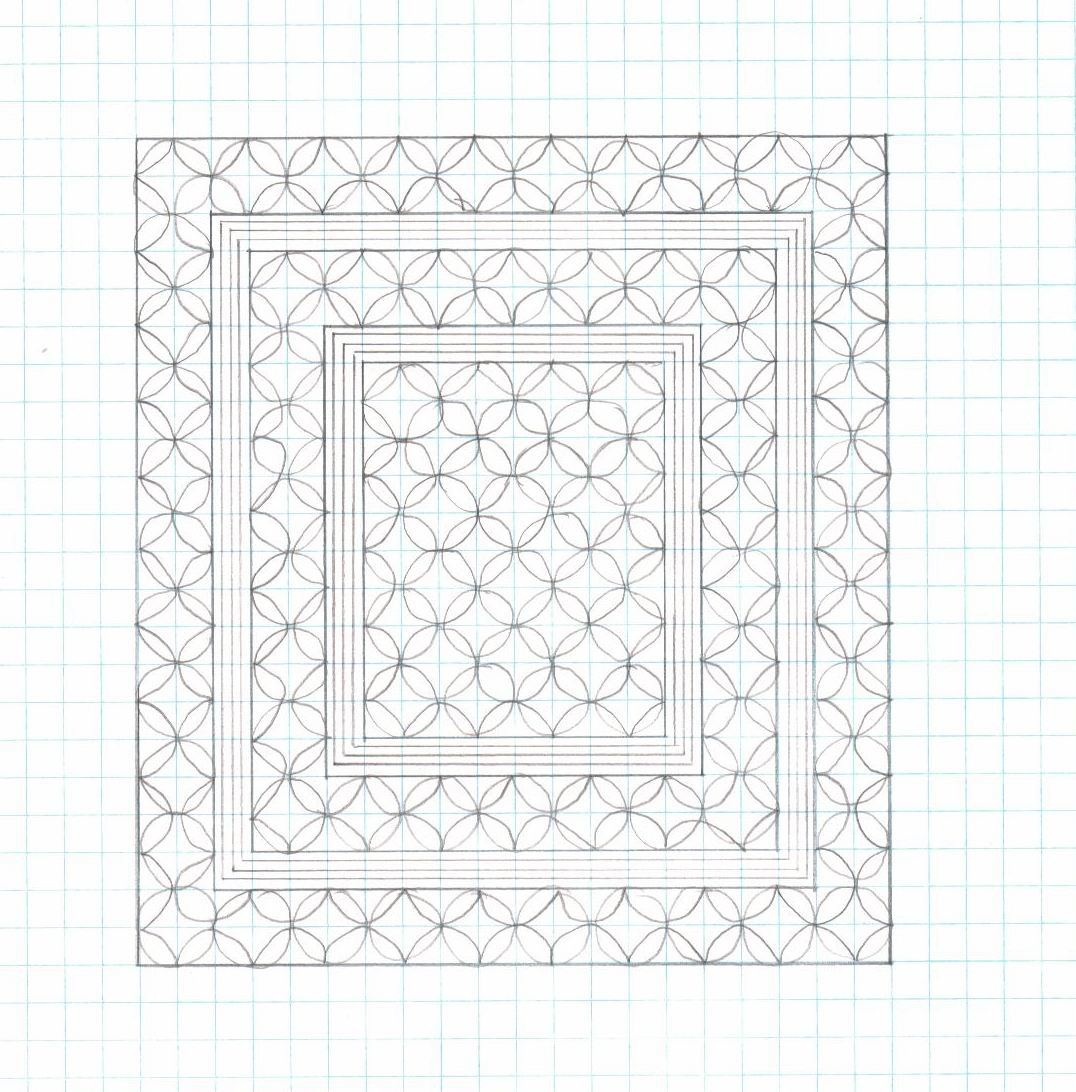Quilt Patterns On Graph Paper : Finally...the Kelsie Baby Quilt Post... - Rebel Perfection