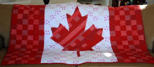 The Canada Quilt - Rebel Perfection : canada quilt - Adamdwight.com