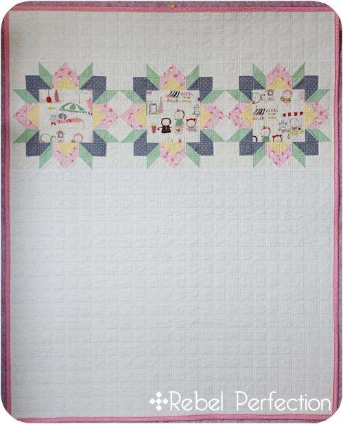 Banner Quilt Front