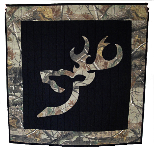 The Hunting Baby Quilt Rebel Perfection
