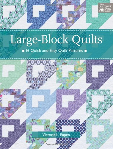 Large Block Quilts Book