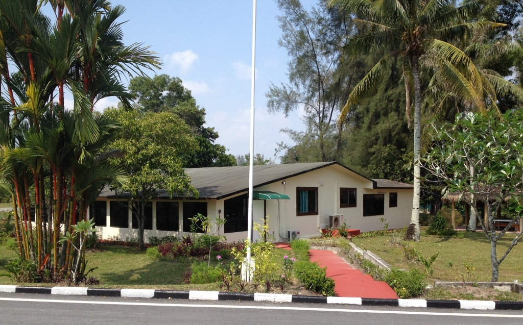our home in Indonesia